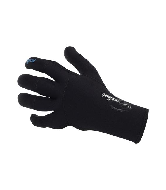 PROLIMIT Neoprénové Rukavice Open Palm Gloves Black/Blue XL
