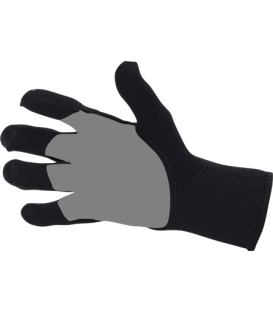 PROLIMIT Neoprénové Rukavice Open Palm Gloves Black/Red M