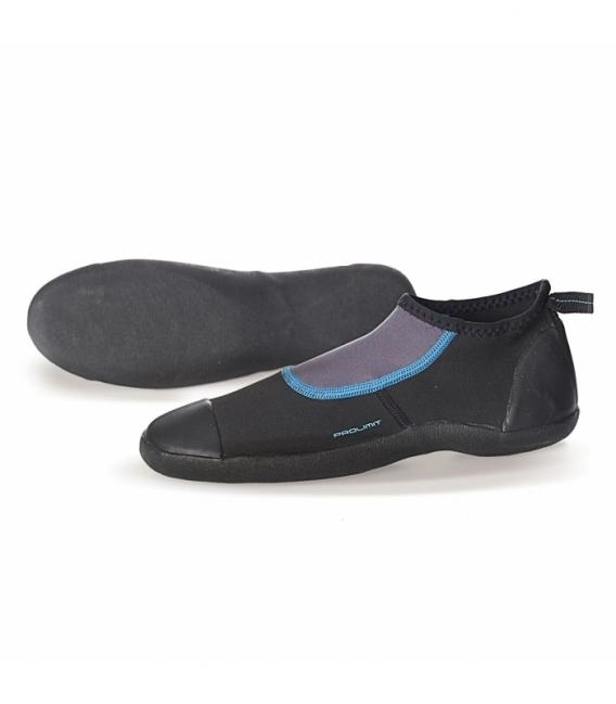 PROLIMIT Neoprénové Topánky Aqua shoe Black/Blue 46/47
