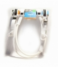 PROLIMIT Trapézové Lanká WC Harness Lines Vario Buckle White 22-28