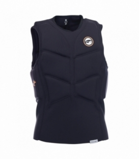 PROLIMIT Vesta Stretch Vest Half Padd Bk/Wh - XL