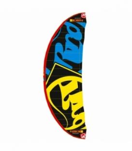 RRD Kite PASSION MKVII Black/Red 11.0