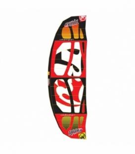 RRD Kite RELIGION MKIV Red/White/Blk 8.0