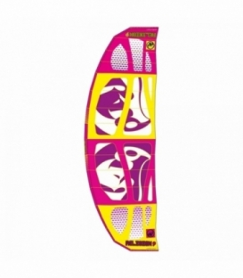 RRD Kite RELIGION MKV Pink/Purple/Yellow 9.0