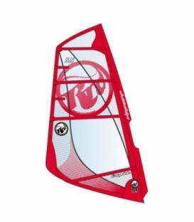 RRD Plachta Easyride MkIV Red 5.5 (2013)