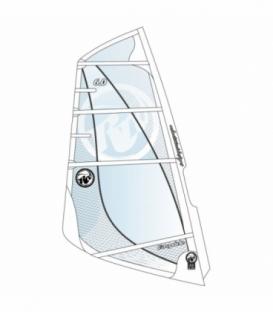 RRD Plachta Easyride MkIV White 6.0 (2013)
