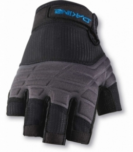DAKINE Neoprénové Rukavice Halffinger Sailing Gloves Black - Xl