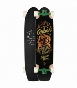 ARBOR Longboard James Kelly-Pro Model