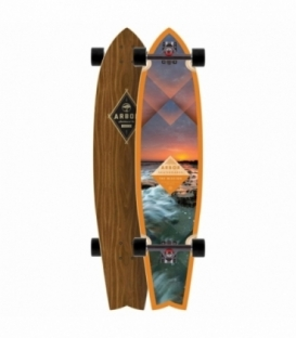 ARBOR Longboard Mission Walnut (2015)
