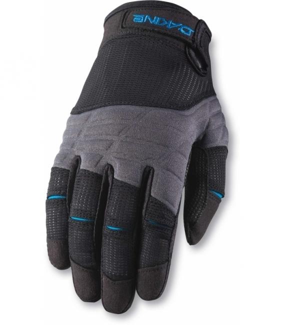 DAKINE Neoprénové Rukavice Fullfinger Sailing Gloves Black - L
