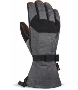 DAKINE Zimné Rukavice Leather Scout Glove Carbon - L