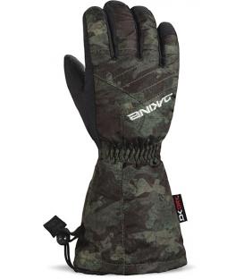 DAKINE Zimné Rukavice Tracker Glove Peat Camo - M