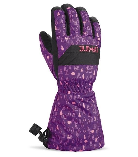 DAKINE Zimné Rukavice Yukon Glove Trees - M