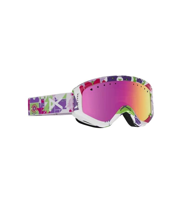 ANON Okuliare Kids Tracker Wildlife Pink Amber  ab8c50f9453