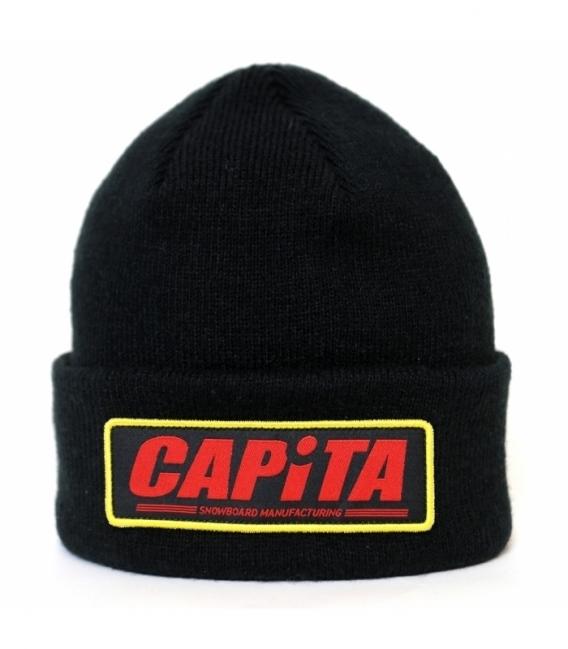CAPITA Zimná Čiapka Mfg Čierna