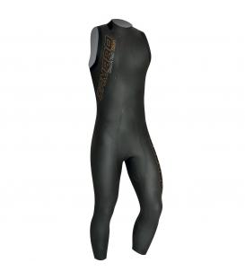 CAMARO Neoprén Blacktec skin 7/8 Longsuit - XXL