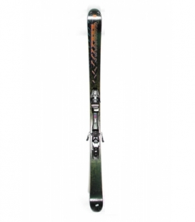K2 Lyže Black/Orange/Purple 175 cm