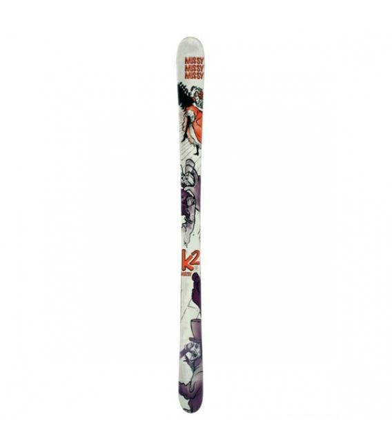 K2 Lyže Miss Demeanor 164 cm