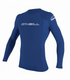 O'NEILL Lycra Basic Skins L/S Crew Pacific 3xl