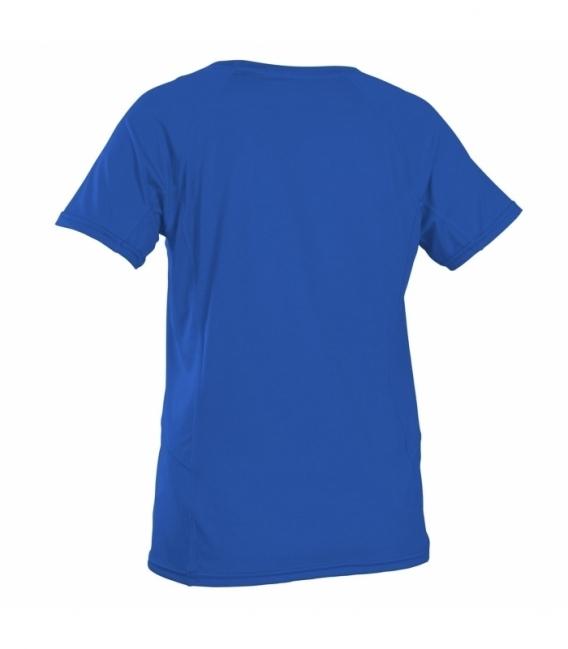 O'NEILL Lycra Wms Graphic S/S Rash Tahitian Blue M