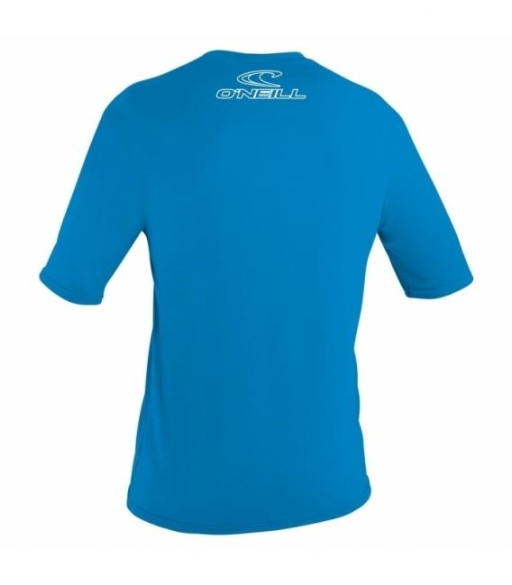 O'NEILL Lycra Youth Basic Skins S/S Rash Tee Brite Blue 6