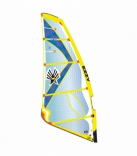 EZZY SAILS Plachta Zeta Yellow 5.5 (2017)