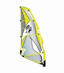 EZZY SAILS Plachta Elite Yellow 5.3 (2017)