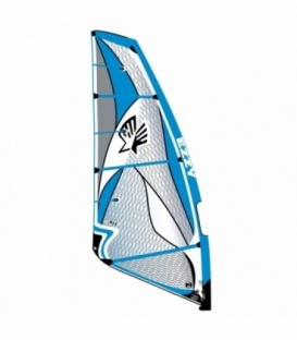 EZZY SAILS Plachta Elite Blue 5.7 (2017)