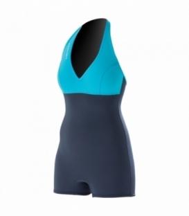 PROLIMIT Neoprén PG Fire Swimsuit 2/2 Bk/Aqua M