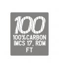 CORNER Sťažeň Carbon100 RDM Flex Top 370