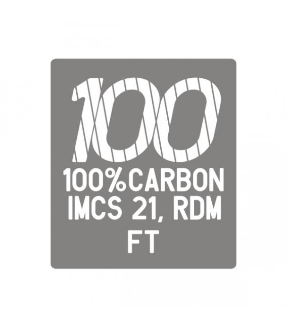CORNER Sťažeň Carbon100 RDM Flex Top 430