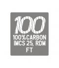 CORNER Sťažeň Carbon100 RDM Flex Top 460
