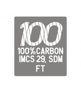 CORNER Sťažeň Carbon100 SDM FlexTop 490