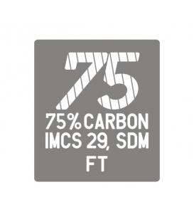 CORNER Sťažeň Carbon75 SDM FlexTop 490