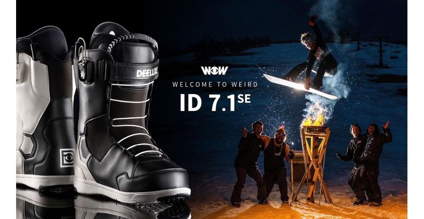 38dddf87425e Deeluxe - luxusné snowboardové topánky -