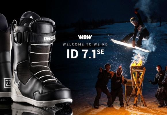 Deeluxe - luxusné snowboardové topánky