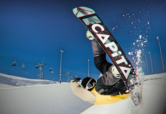 Snowboardy Capita